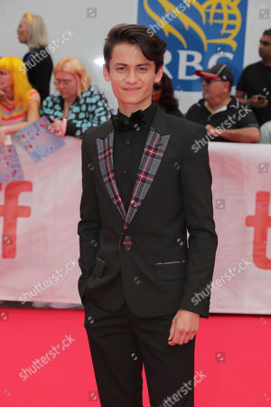 Editorial photo of DreamWorks Animation and Pearl Studio present the World Premiere Gala Presentation of 'Abominable', Arrivals, 2019 Toronto International Film Festival, Roy Thomson Hall, Toronto, Canada - 07 Sep 2019