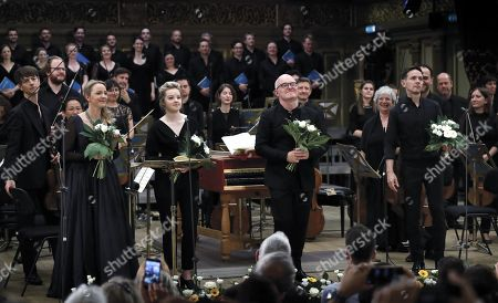 Editorial picture of George Enescu International Festival 2019 in Bucharest, Romania - 07 Sep 2019