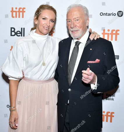 Toni Collette and Christopher Plummer