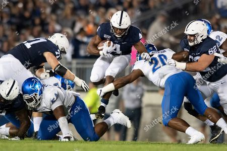 Editorial picture of Buffalo Penn St Football, State College, USA - 07 Sep 2019