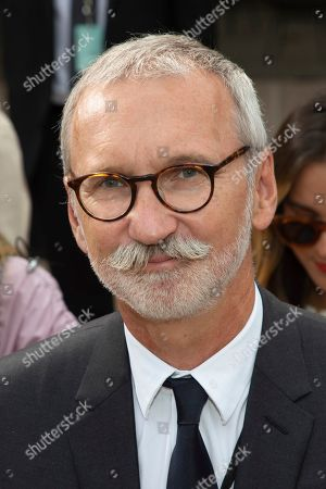 Chief Executive Officer, Longchamp SAS, Jean Cassegrain attends the Longchamp runway show at Lincoln Center during NYFW Spring/Summer 2020, in New York