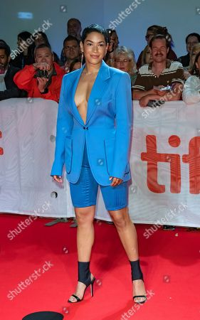 Mette Towley arrives for the screening of the movie 'Hustlers' during the 44th annual Toronto International Film Festival (TIFF) in Toronto, Canada, 07 September 2019. The festival runs 05 to 15 September.