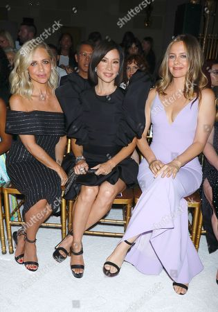 Stock Image of Sarah Michelle Gellar, Lucy Liu and Alicia Silverstone