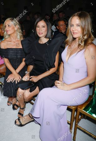 Editorial picture of Christian Siriano show, Front Row, Spring Summer 2020, New York Fashion Week, USA - 07 Sep 2019
