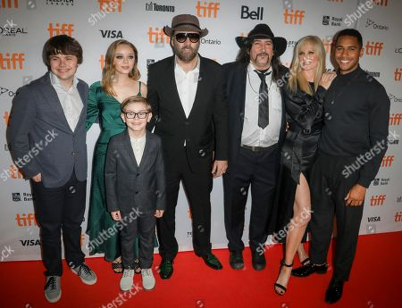 Editorial image of 'Color Out Of Space' premiere, Toronto International Film Festival, Canada - 07 Sep 2019