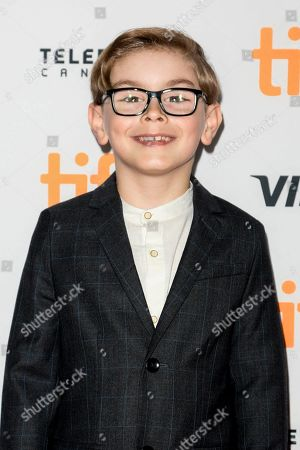 Editorial photo of 'Color Out Of Space' premiere, Toronto International Film Festival, Canada - 07 Sep 2019