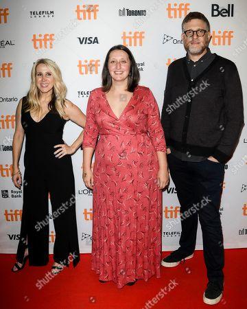 Stock Photo of Stacy Jorgensen, Lisa Whalen and Daniel Noah