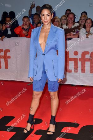 Editorial picture of STXfilms HUSTLERS Gala Premiere, Arrivals, Toronto International Film Festival, Canada - 07 Sep 2019