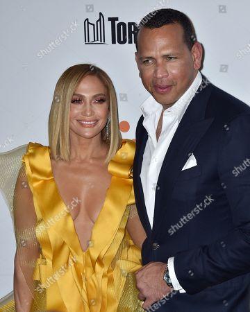Jennifer Lopez, Producer/Actress, Alex Rodriguez