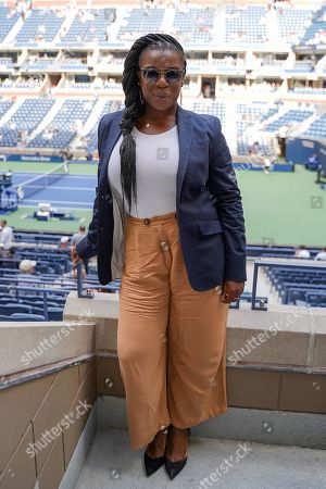 Uzo Aduba stops by the Heineken suite