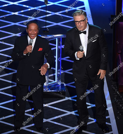 Editorial image of Comedy Central Roast of Alec Baldwin, Inside, Saban Theatre, Los Angeles, USA - 07 Sep 2019