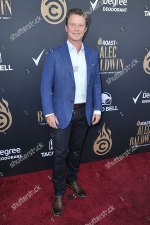 Billy Bush attends the Comedy Central roast of Alec Baldwin at the Saban Theatre, in Beverly Hills, Calif