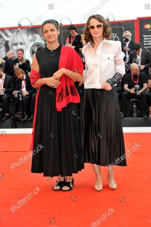 Julieta Laso and Lucrecia Martel