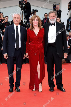 Editorial photo of Closing ceremony, 76th Venice Film Festival, Italy - 07 Sep 2019