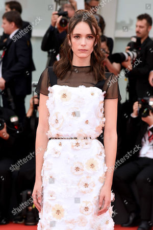 Stock Image of Stacy Martin