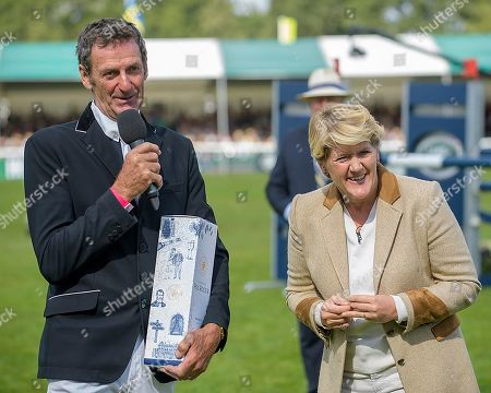 Editorial photo of The Land Rover Burghley Horse Trials, - 08 Sep 2019