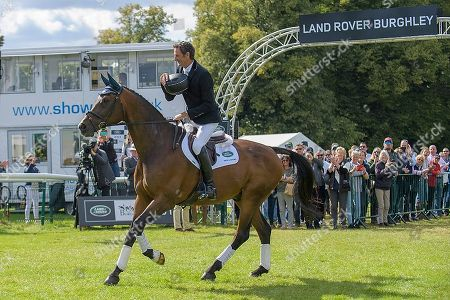 Editorial image of The Land Rover Burghley Horse Trials, - 08 Sep 2019