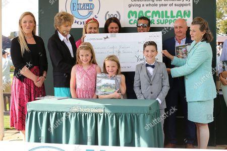 Editorial photo of Horse Racing, York Racecourse, Family Race Day - 08 Sep 2019