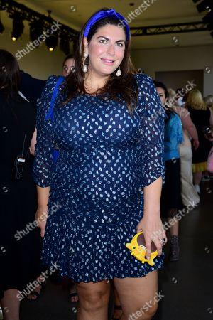 Editorial photo of Tanya Taylor presentation, Spring Summer 2020, New York Fashion Week, USA - 08 Sep 2019