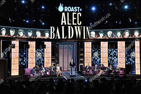 Editorial photo of Comedy Central Roast of Alec Baldwin - Show, Beverly Hills, USA - 07 Sep 2019