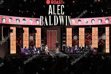 Editorial picture of Comedy Central Roast of Alec Baldwin - Show, Beverly Hills, USA - 07 Sep 2019