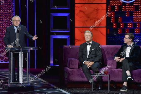 Editorial image of Comedy Central Roast of Alec Baldwin - Show, Beverly Hills, USA - 07 Sep 2019