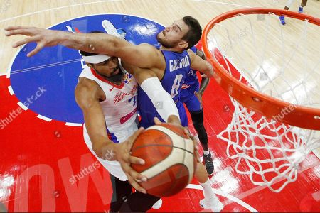 Editorial picture of FIBA Basketball World Cup 2019, Wuhan, China - 08 Sep 2019