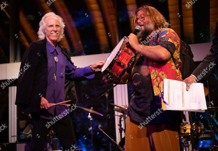 Editorial image of KPFK 60th Anniversary gala and concert, Los Angeles, USA - 07 Sep 2019