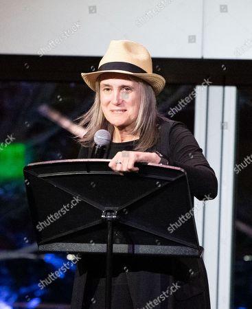 Stock Image of Amy Goodman