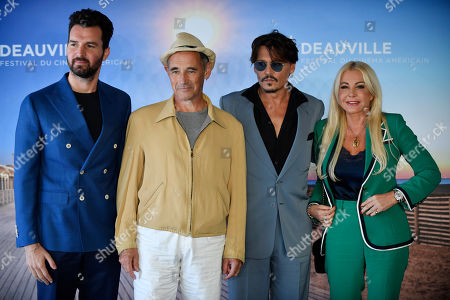 Editorial image of Waiting for the Barbarians -  Photocall - 45th Deauville American Film Festival, France - 08 Sep 2019