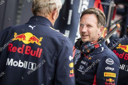 Christian Horner (GBR, Aston Martin Red Bull Racing)