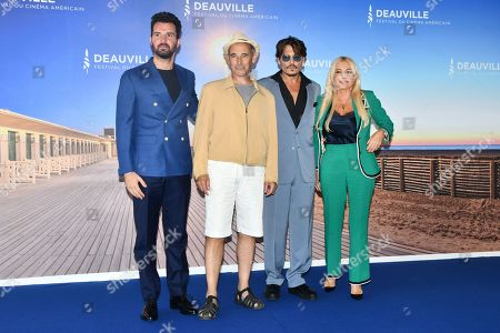 Editorial photo of 'Waiting for the Barbarians' photocall, 45th Deauville American Film Festival, France - 08 Sep 2019