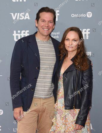 "Editorial image of 2019 TIFF - ""Seberg"" Press Conference, Toronto, Canada - 08 Sep 2019"