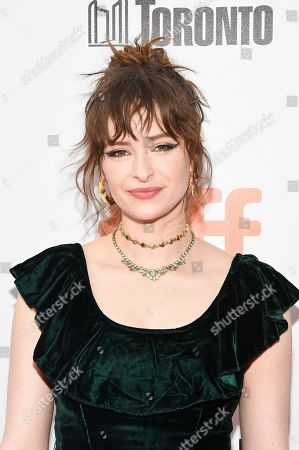 Editorial picture of 'The Goldfinch' premiere, Arrivals, Toronto International Film Festival, Canada - 08 Sep 2019