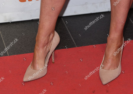 Stock Photo of Holly Valance, Shoe Detail
