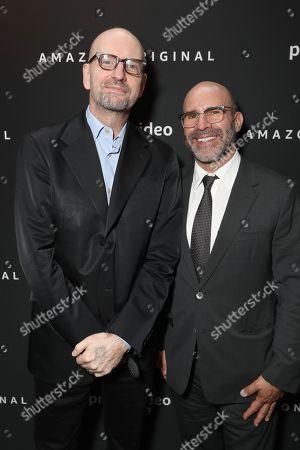 Steven Soderbergh and Scott Z Burns