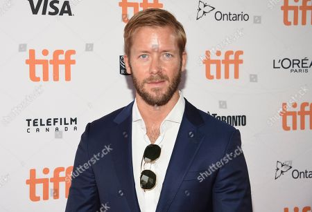 "Professional racing driver Sam Bird attends a premiere for ""And We Go Green"" on day four of the Toronto International Film Festival at the Ryerson Theatre, in Toronto"