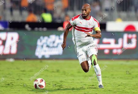 Editorial picture of Zamalek SC vs Pyramids FC, Alexandria, Egypt - 08 Sep 2019