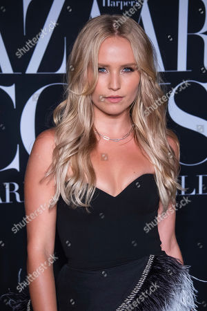 "Sailor Lee Brinkley-Cook attends the Harper's Bazaar ""ICONS By Carine Roitfeld"" gala at The Plaza Hotel presented by Cartier, in New York"