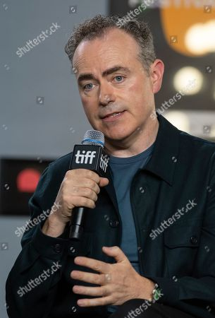 John Crowley attends the press conference for the movie 'The Goldfinch' during the 44th annual Toronto International Film Festival (TIFF), in Toronto, Canada, 08 September 2019. The festival runs 05 to 15 September.