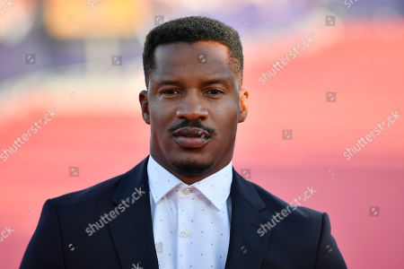 Nate Parker arrives on the red carpet prior to the premiere of 'Waiting for the Barbarians' during the 45th Deauville American Film Festival, in Deauville, France, 08 September 2019. The festival runs from 06 to 15 September.