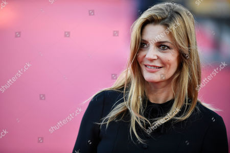 Chiara Mastroianni arrives on the red carpet prior to the premiere of 'Waiting for the Barbarians' during the 45th Deauville American Film Festival, in Deauville, France, 08 September 2019. The festival runs from 06 to 15 September.