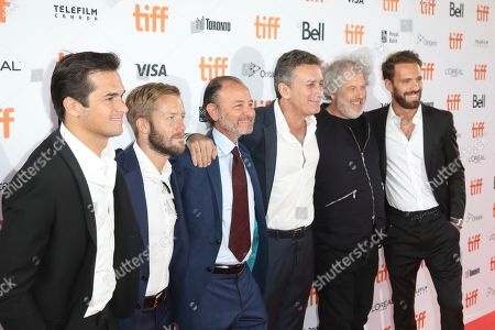 Editorial image of 'And We Go Green' premiere, Toronto International Film Festival, Canada - 08 Sep 2019