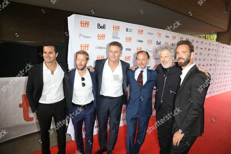 Editorial photo of 'And We Go Green' premiere, Toronto International Film Festival, Canada - 08 Sep 2019