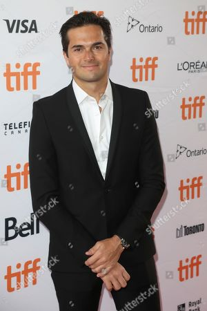 Editorial image of 'And We Go Green' premiere, Toronto International Film Festival, Canada - 08 Sep 2019