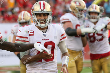 Editorial image of NFL 49ers vs Buccaneers, Tampa, USA - 08 Sep 2019