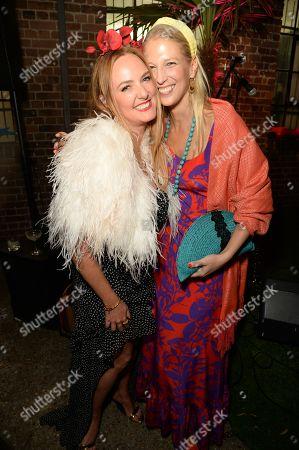Marisa Horden and Lady Gabriella Windsor