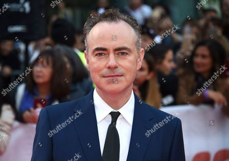 """John Crowley attends a premiere for """"The Goldfinch"""" on day four of the Toronto International Film Festival at Roy Thomson Hall, in Toronto"""