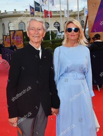 Editorial picture of 'Waiting For The Barbarians' film premiere, 45th Deauville American Film Festival, France - 08 Sep 2019