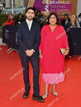 Gurinder Chadha and Viveik Kalra